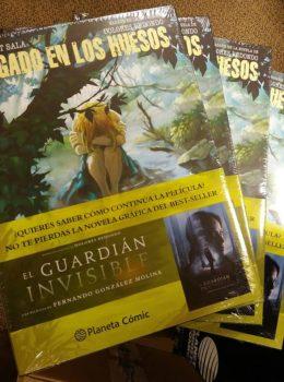 TRILOGÍA BAZTÁN GUARDIAN INVISIBLE visitas guiadas